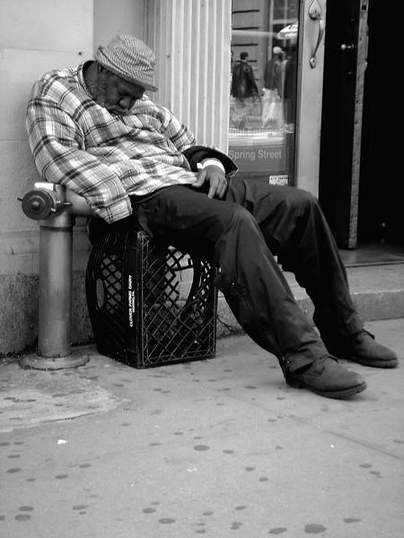 New York City, New York, 2007