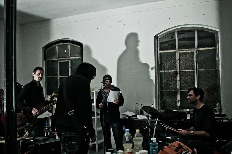 German Post Punk Rock Band, BLUE SKY ASTOR