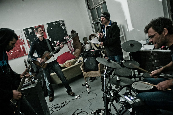 German Post Punk Rock Band, BLUE SKY ASTOR
