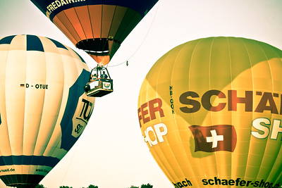 Balloon Festival Leipzig, Germany
