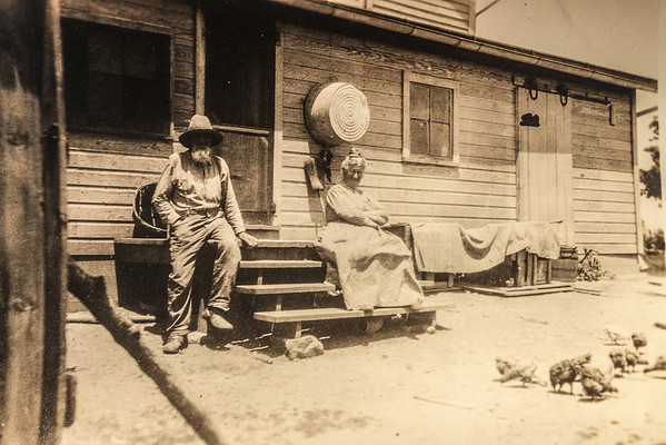 John Sapp (1842-1929) & Martha E. Stahl (1847 - 1919)