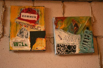 Mixed on Canvas  2010