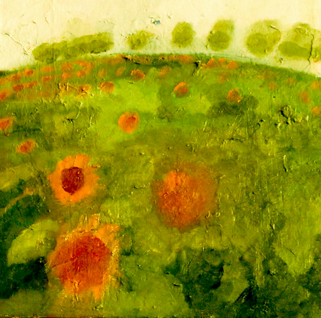 Turndesol I 2005  Oil on canvas