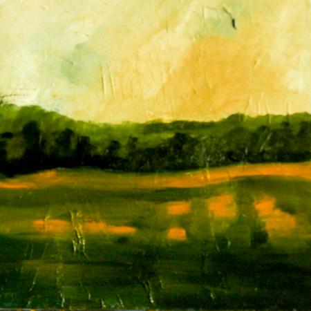 Turndesol II 2005  Oil on canvas
