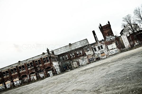 Alte Fabrik Building Leipzig