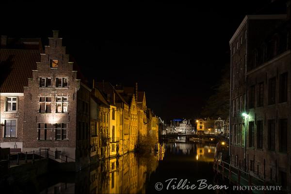 Ghent, Belgium. Leie