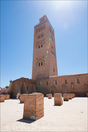 Marrakech Koutoubia Mosque