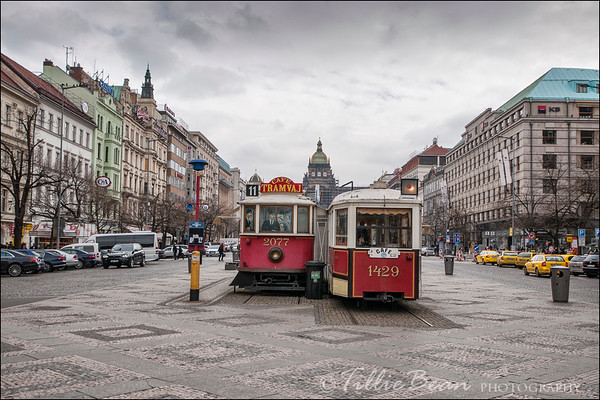 Prague - Wenceslas Square