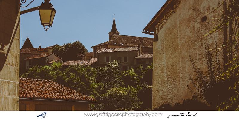 AUBETERRE-SUR-DRONNE, FRANCE