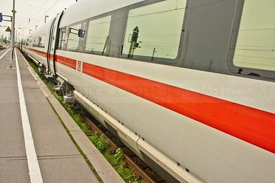 ~ Czech Republic ~ Train travel, Europe