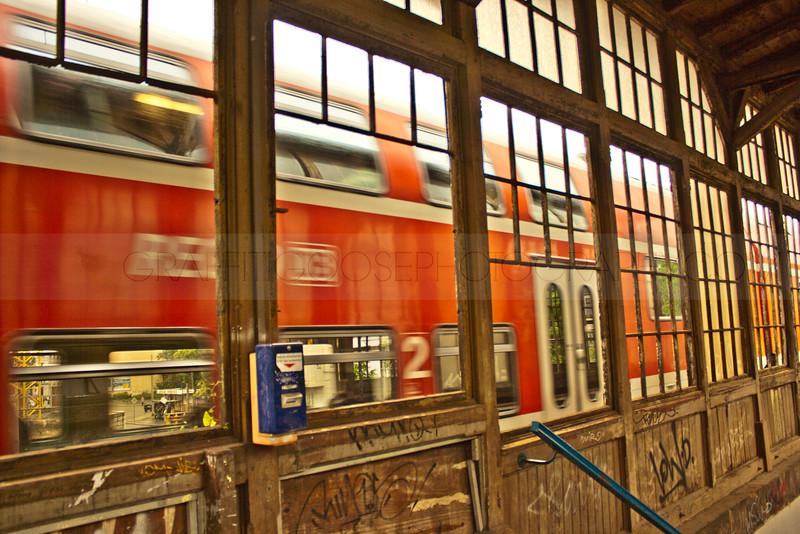 Leipzig-Stötteritz ~ Train Station Train travel, Europe