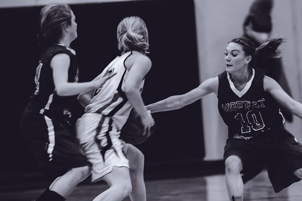 Moffat vs Grand Valley, girl's varsity basketball, high school, jeanette lamb, 2015