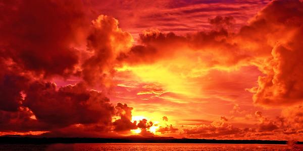 Vivid Orange Dawn... in Sunrise gallery.