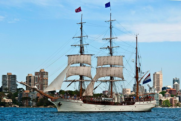 Tall Ship Barque Europa Sydney... in Tall Ships gallery.