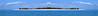Tropical Island Seascape Panorama
