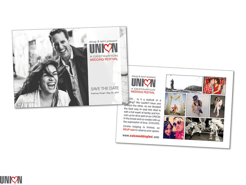 UNION WEDDING FESTIVAL  |  DOUG LOGAN CREATIVE