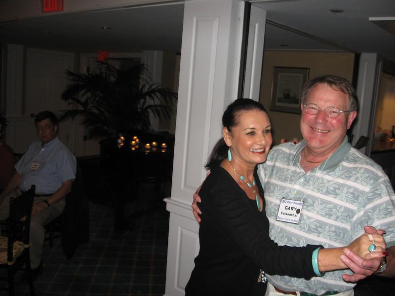 Janet and Gary Falkenthal