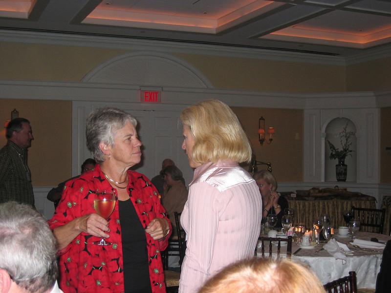 Joanne Caruso Fernandez, Nancy Lewis Holmes