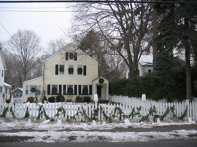 Darien, CT Dec 2005