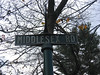 Middlesex Rd sign