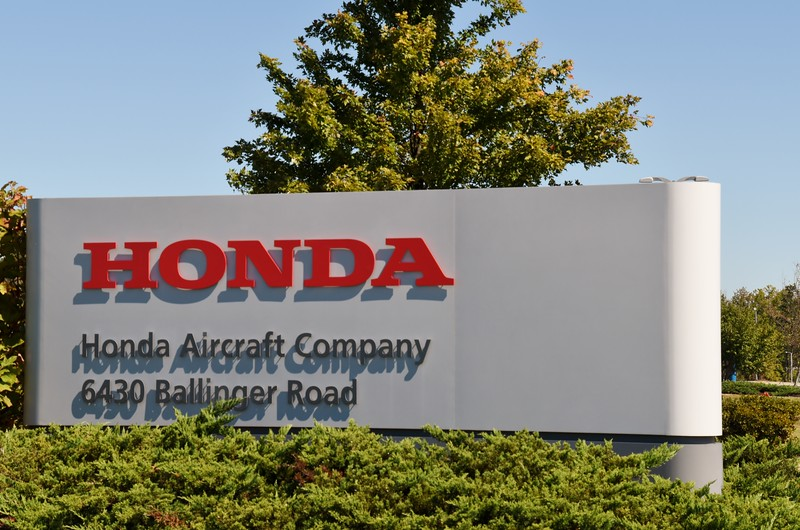 The HondaJet's $80 million expansion is expected to add over 400 jobs to the city of Greensboro, NC.