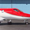 Honda began to study small sized business jets in the late 1980's, using engines from other manufactures.