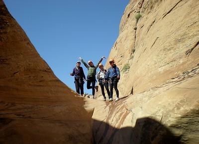 Canyoneering Spring Janie S. 040715