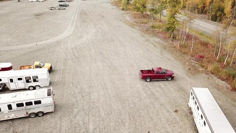 Mavic video - horse trailers