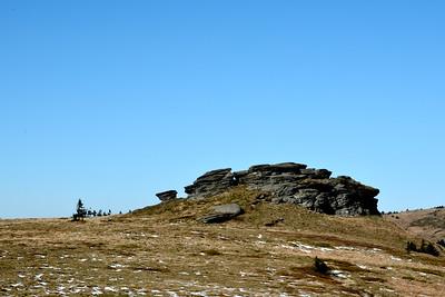 Jeseníky, Petrovy kameny 1438 m