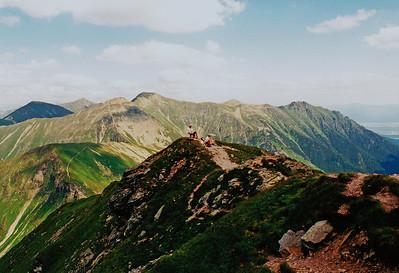 Roháče, Západní Tatry