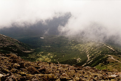Vysoké Tatry - Kriváň