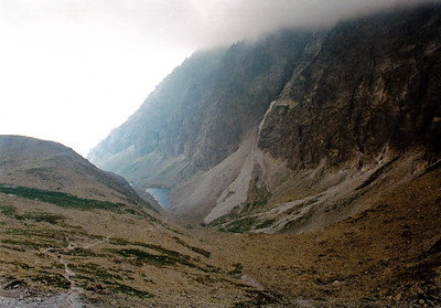 Vysoké Tatry, Polský hřeben