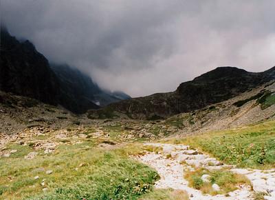 Vysoké Tatry - Polský hřeben