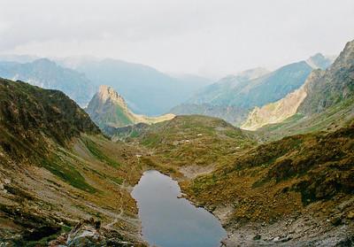 Vysoké Tatry, - Polský hřeben