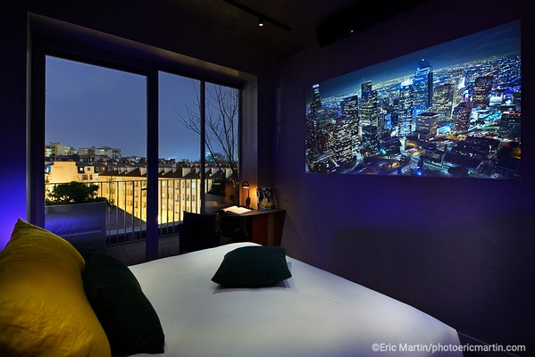 FRANCE. HOTEL CINEMA PARADISO MK2