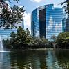 The Lincoln Centre Hilton Hotel 'Dallas, TX'.  2017