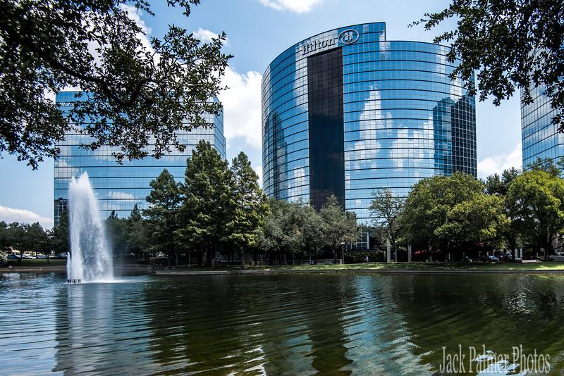 Lincoln Centre Hilton Hotel.