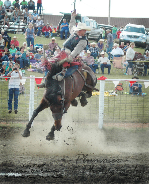 Home on the Range Champions Ride Rodeo 2011