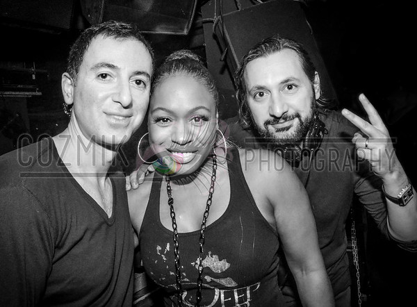 House Music Royalty - Ultra Naté came down from Baltimore to show DEEP>DISH some DEEP SUGAR Love!