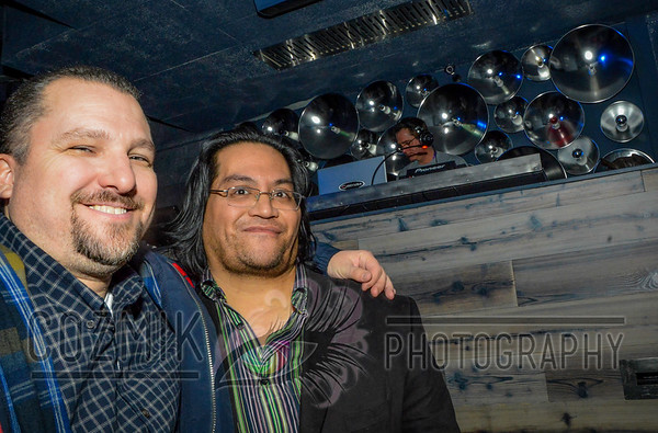 Tracks Family's Paul Mazzullo & the Amazing DJ Michael Malapit of Tracks DC