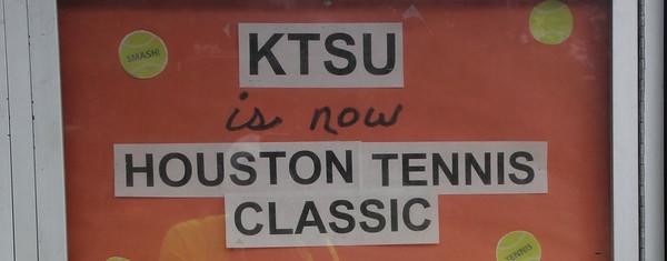 HOUSTON TENNIS CLASSIC