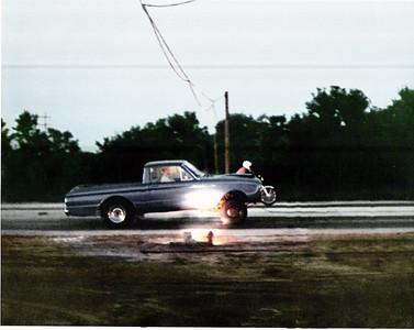 Lummus dads race car
