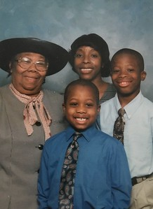 Sis. Audrey Cumberbatch & family