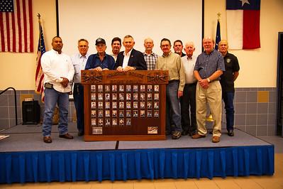HPD Bomb Squad Luncheon 12/5/2012