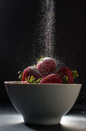 Strawberries and Sugar