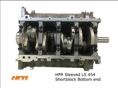 HPR Aluminum 454 std deck