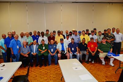 HPROA August 2016 Meeting New Board Members