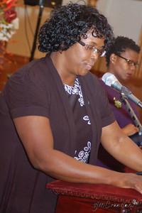 Dr. Claudette Shepherd (née Jones), Lynda Bedeau