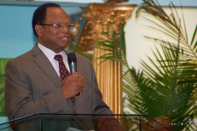Elder Jeremiah Cox, Sr.