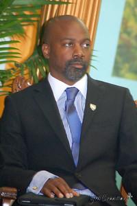 Pastor Patrick Graham